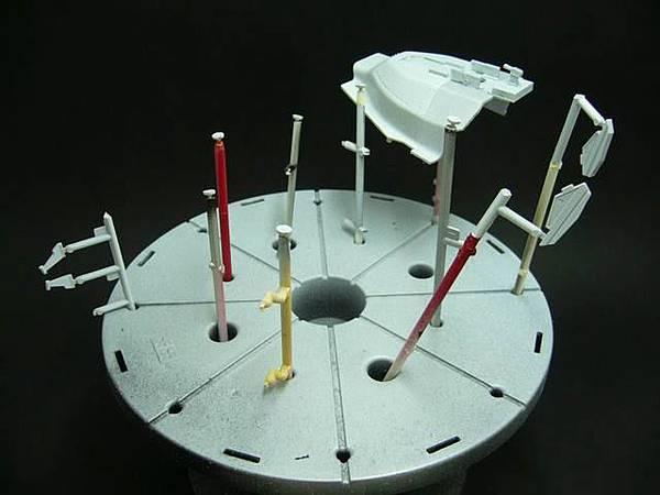 彈射座椅製作(3)