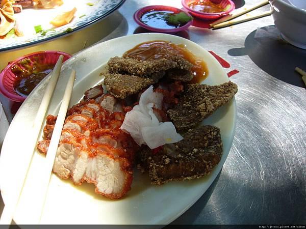 台北保安宮/炸豬肝