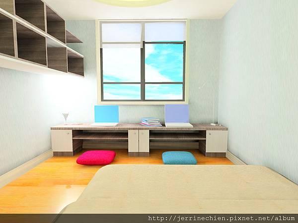 橫科和室房-窗前書台.jpg