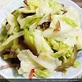 高麗菜炒木耳2