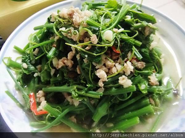 炒龍鬚菜3