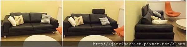 BoConcept款訂製沙發_W230D100_965B
