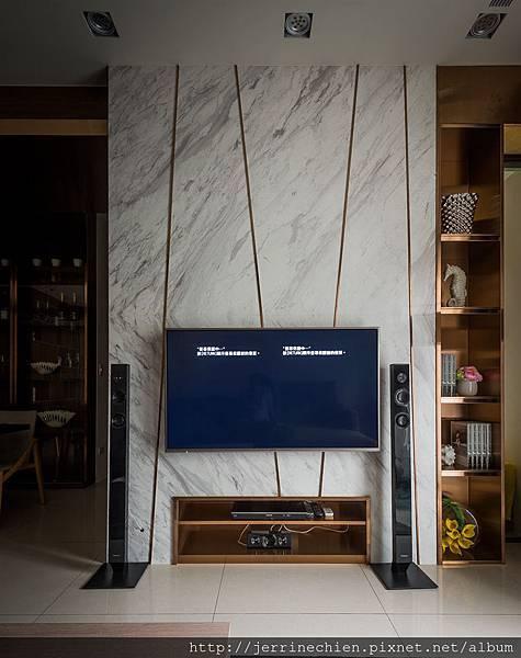 客廳TV櫃