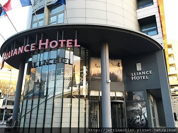 20160212-8入住杜爾Alliance Hotel (6).JPG