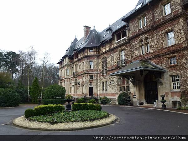 20160213-4 法式古堡Château_de_Montvillargenne_1.JPG