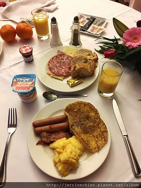 20160214-1法式古堡用早餐 (2).JPG