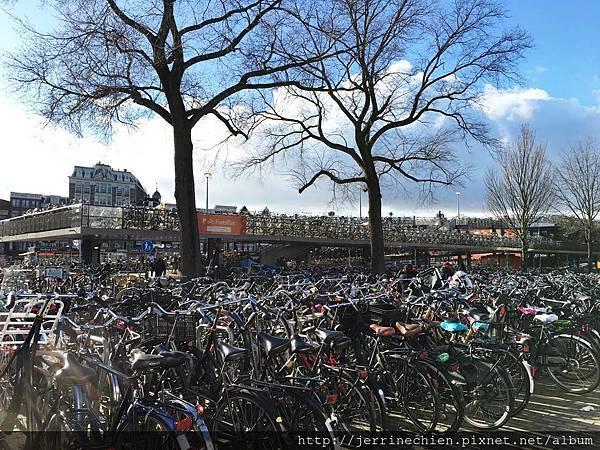 20160215-5阿姆斯特丹玻璃船遊運河 (2).JPG