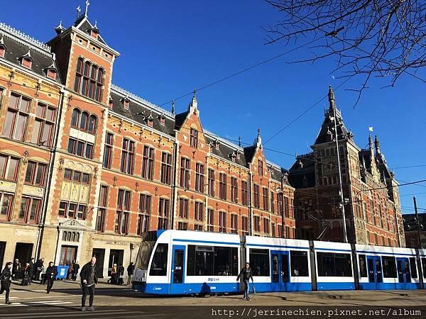 20160215-5阿姆斯特丹玻璃船遊運河 (4).JPG