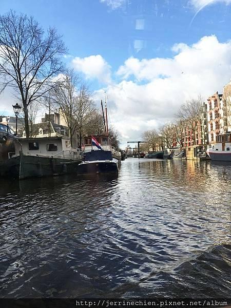 20160215-5阿姆斯特丹玻璃船遊運河 (9).JPG