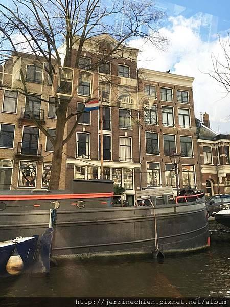 20160215-5阿姆斯特丹玻璃船遊運河 (10).JPG