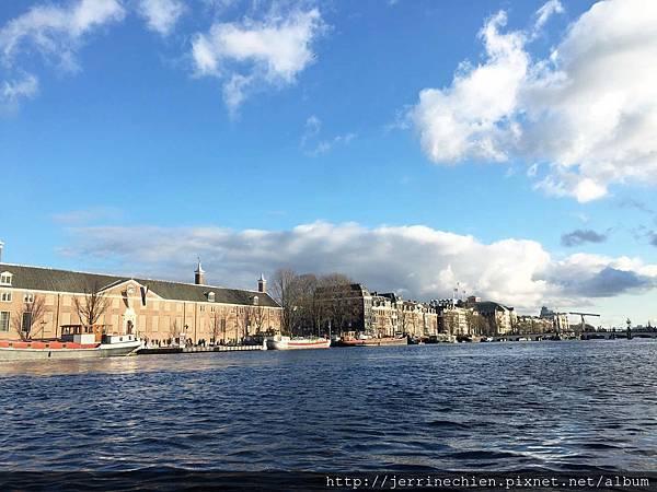 20160215-5阿姆斯特丹玻璃船遊運河 (11).JPG