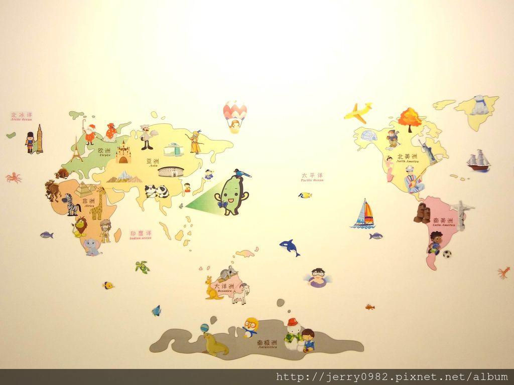 4. 遊戲室-世界地圖