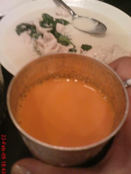 泰國式乃茶~~