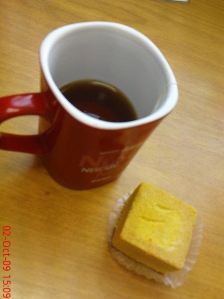 鳳梨酥和自製紅茶