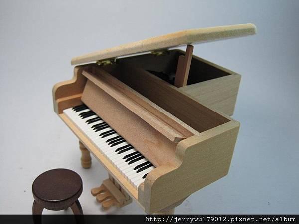 進口楓木音樂盒-2
