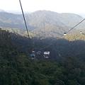 东南亚最长的缆车~