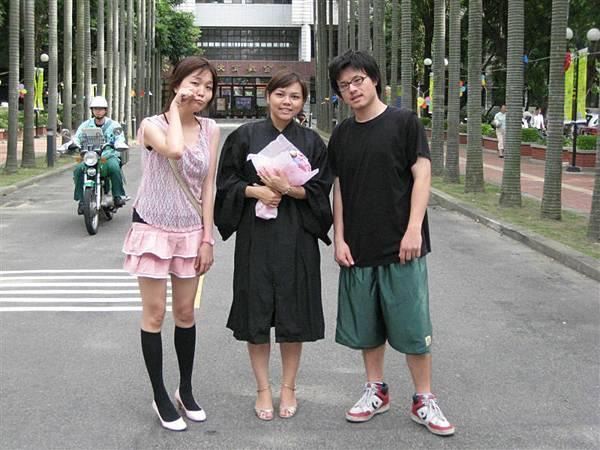 阿華和他的學弟妹