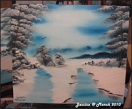 第一福正式作品-雪景