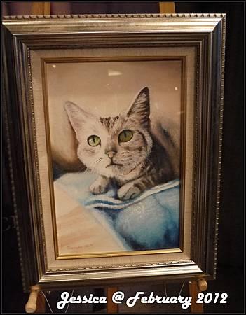 咪咪的畫像