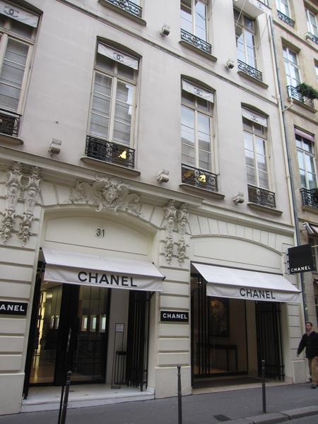 Chanel @ No.31 Ru Cambon