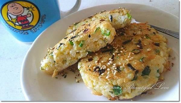 蔥蛋煎米餅