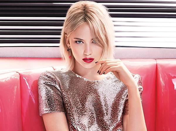 Jennifer Lawrence Dior Addict Lacquer stick