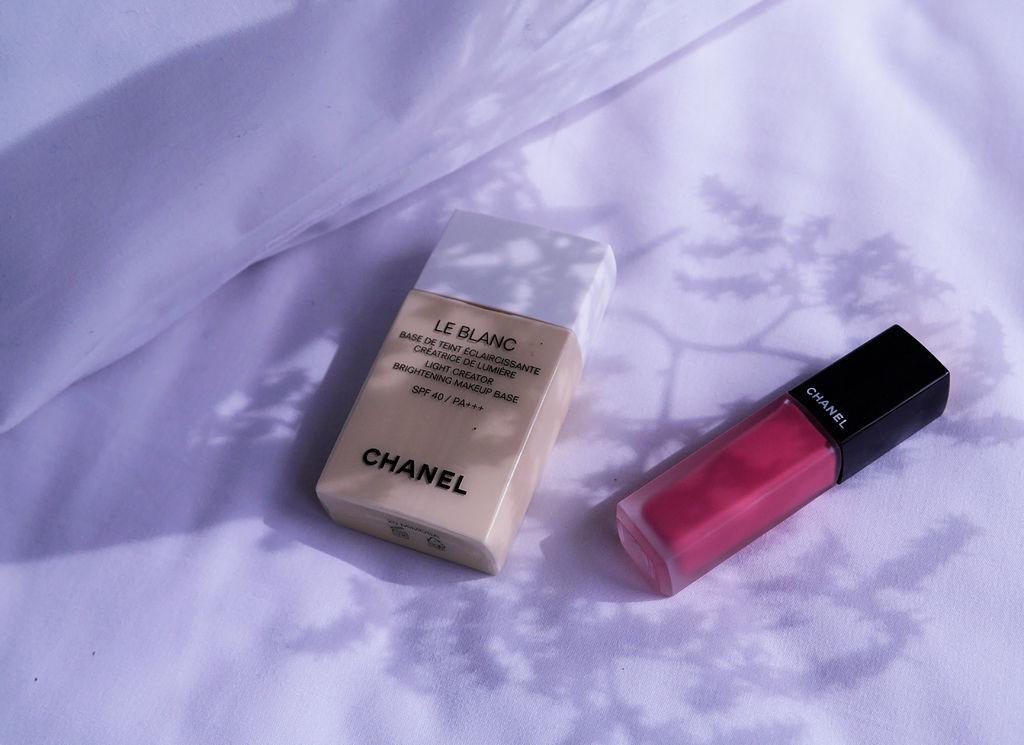 chanel妝前乳