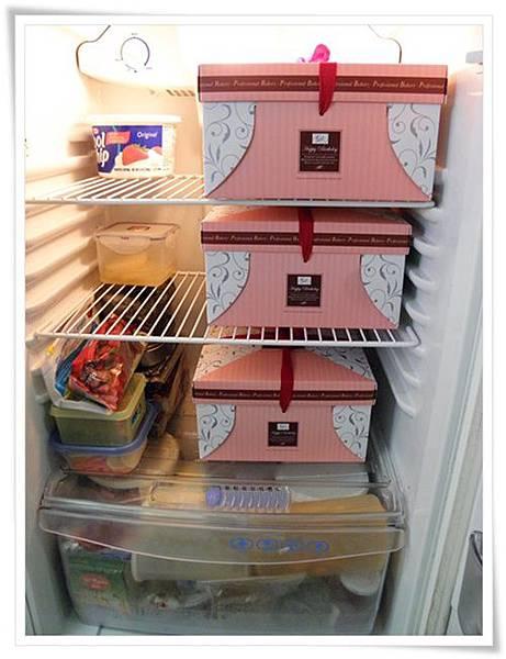 小冰箱塞滿滿