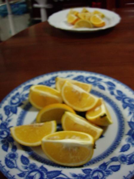 多吃柳丁抗流感