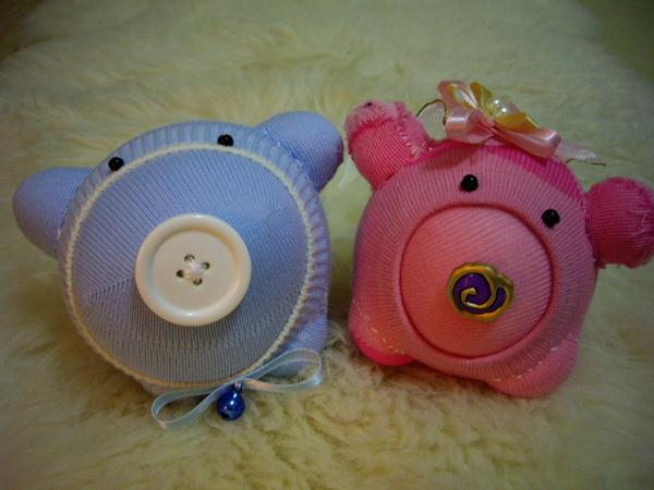 幸福豬寶寶