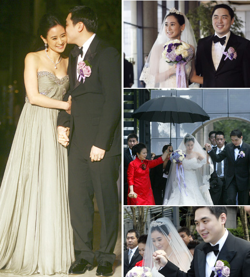 王泉仁結婚照
