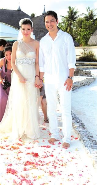 林熙蕾婚了