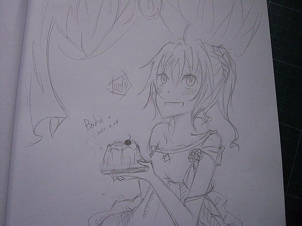謝謝baku送的賀圖