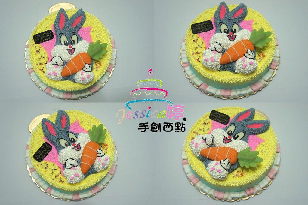 江瑋珊-華納兔子