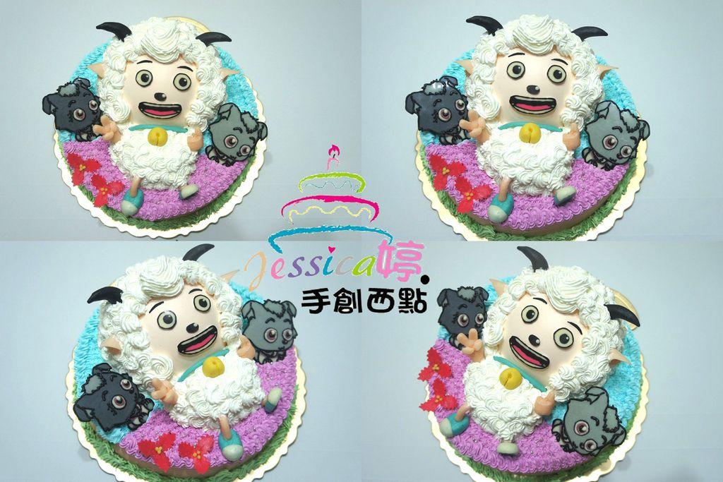 翁志豪-喜羊羊