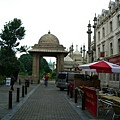 皇宮的大門之一