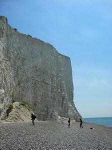 好美的白石海岸!!