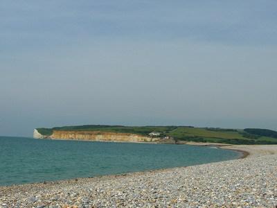 優美的海岸線
