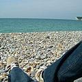 沙灘優閒照再來一張