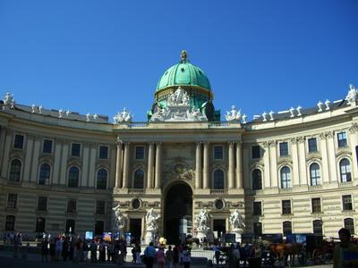 霍夫堡皇宮