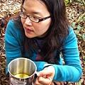 飯後還有茶喝~~幸福:)