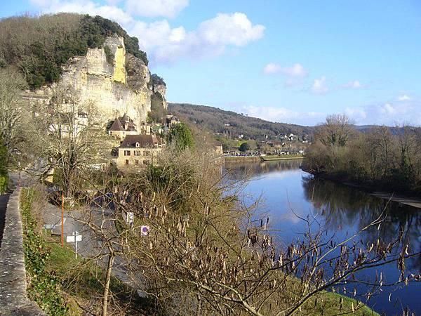 La Roque Gageac 8 roche