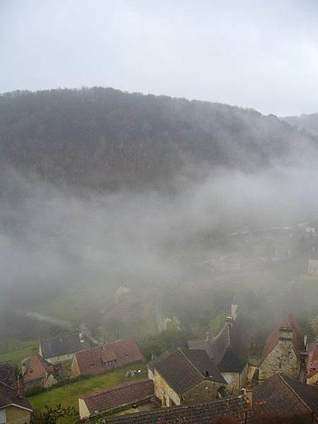 Castelnaud 8 village