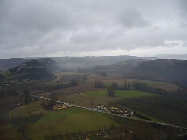 Castelnaud 25 le champ