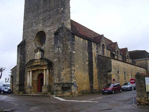 Domme 2 église