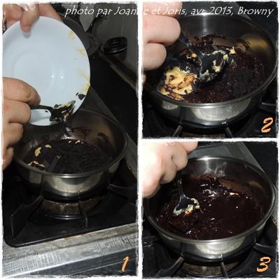 chocolat et beurre