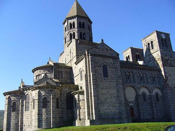 4 église de saint nectaire