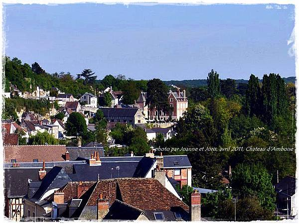 7 vue de maison de DaVinci