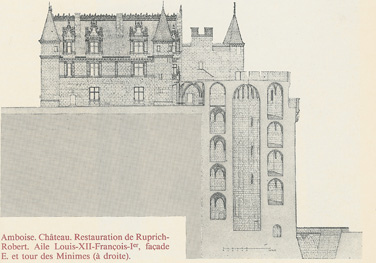 plan de chateau