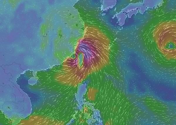蘇迪勒颱風